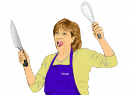 Eileen Cartoon Image