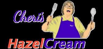 Cheri's Hazelcream Landscape logo 72 ppl