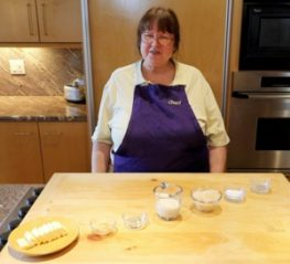 Creamy Garlic Ingredients